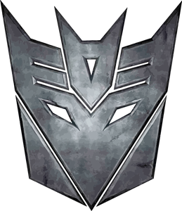 Decepticon from Transformers Logo Vector