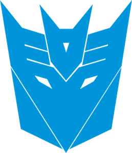 Decepticons Movie Symbol Logo Vector