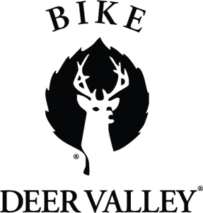 Deer Valley Bike Logo Vector