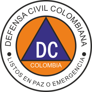 Defensa Civil Colombiana Logo Vector