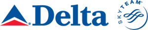 Delta Air Lines Logo Vector