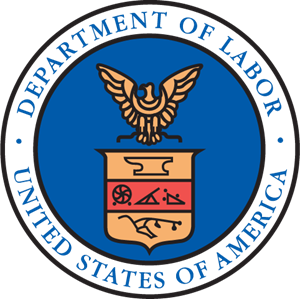 Department of Labor Logo Vector