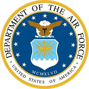 Department of the Air Force Logo Vector