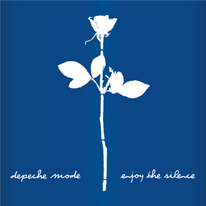 Depeche Mode - Enjoy The Silence Logo Vector