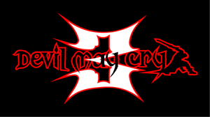 Devil may Cry 3 Logo Vector
