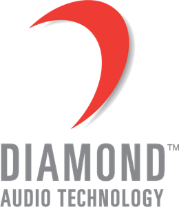 Diamond Audio Technology Logo Vector