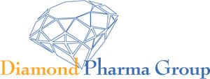 Diamond Pharma Group Logo Vector