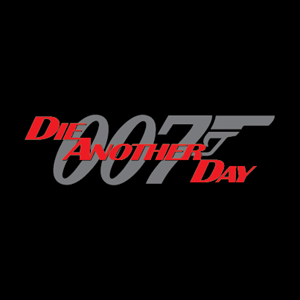 Die Another Day Logo Vector