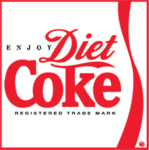 Diet Coke Logo Vector