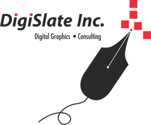 DigiSlate Inc. Logo Vector