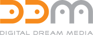 Digital Dream Media Logo Vector