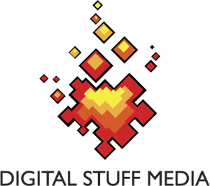 Digital Stuff Media Logo Vector