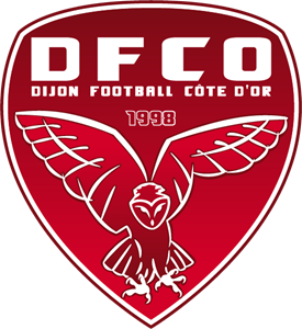 Dijon Football Cote D'or Logo Vector