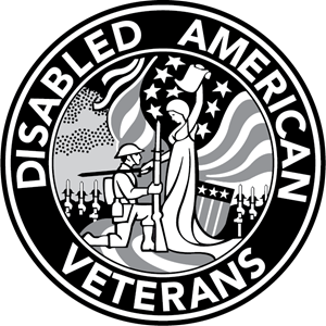 Disabled American Logo Vector