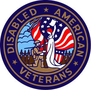 Disabled American Veterans Logo Vector