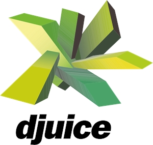 Djuice GSM Logo Vector