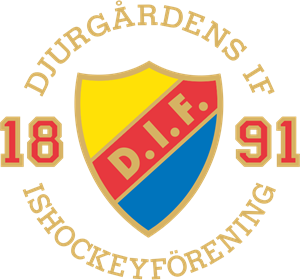 Djurgardens IF Logo Vector