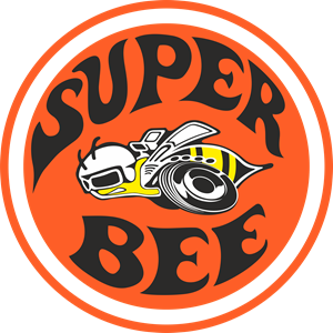 Dodge Super Bee Logo Vector