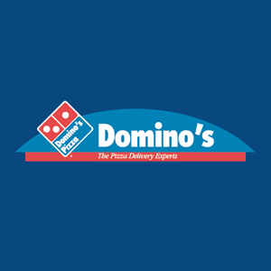 Domino's Pizza Logo Vector