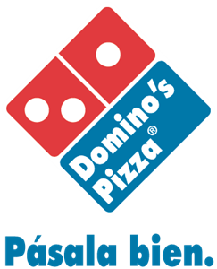 Dominos Pizza Pasala Bien Logo Vector