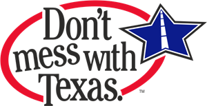 Don't Mess with Texas Logo Vector