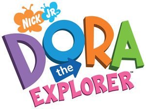 Dora The Explorer Logo Vector