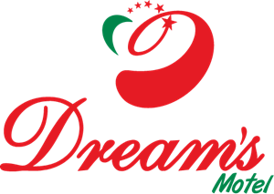 Dreams Motel Logo Vector