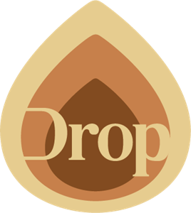 Drop Logo Vector