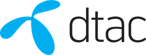 Dtac Logo Vector