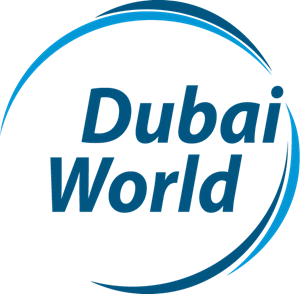 Dubai world Logo Vector