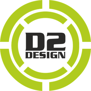 d2 design studio Logo Vector