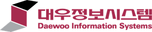 Daewoo Information Systems Logo Vector