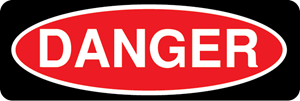 Danger Logo Vector