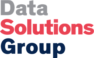Data Solutions Group Logo Vector