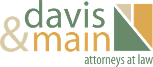 Davis & Main Attorneys at Law Logo Vector