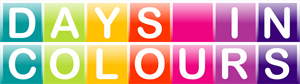 days in colours Logo Vector