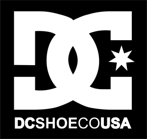 DC SHOE CO USA Logo Vector