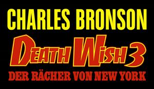Death Wish III – Der Rächer von New York Logo Vector