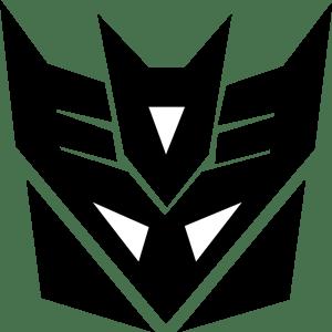 decepticon logo vectors free download