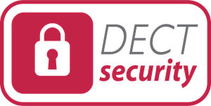 DECT Security Logo Vector
