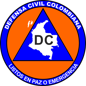 Defensa Civil Colombiana - Logotipo Nuevo Logo Vector