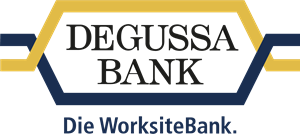Degussa Bank Logo Vector