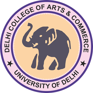 delhi college of arts & commerce Logo Vector