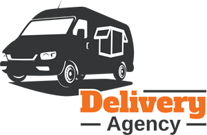 Delivery agency Logo Vector