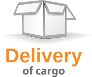 Delivery of cargo Logo Vector