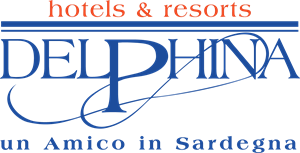 Delphina Hotels & Resorts Logo Vector