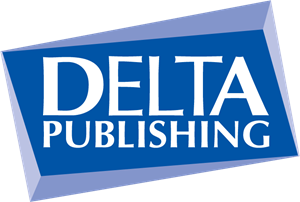 Delta Publishing Logo Vector