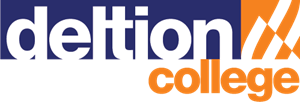 Deltion College Logo Vector
