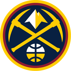 Denver Nuggets Primary Logo Vector