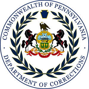 Department of Corrections of Pennsylvania Logo Vector